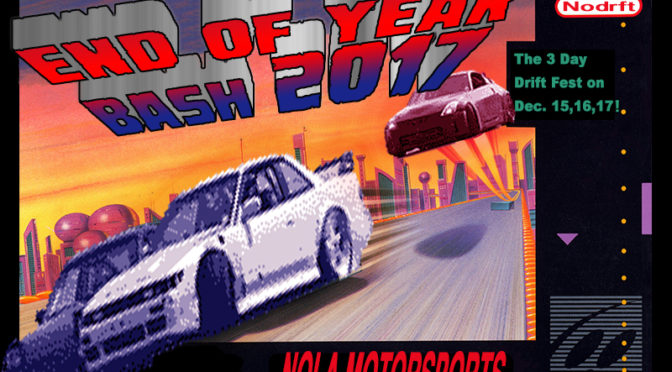 End of Year Bash 2017 – The Trifecta –  December 15/16/17 #EYB2017