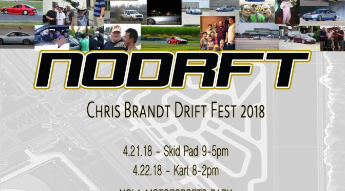 C. Brandt Fest – April 21-22 UPDATE