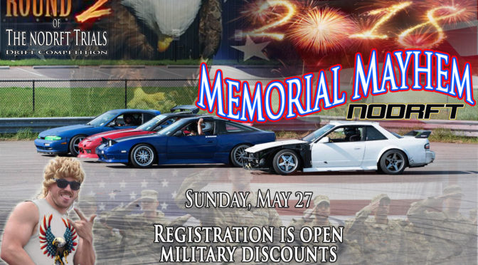 Memorial Mayhem – Round 2 Competition – 5.27.18