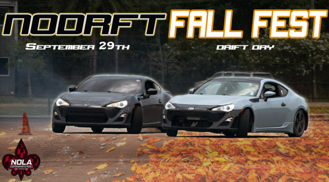 Fall Fest – Drift Day – 9.29.19