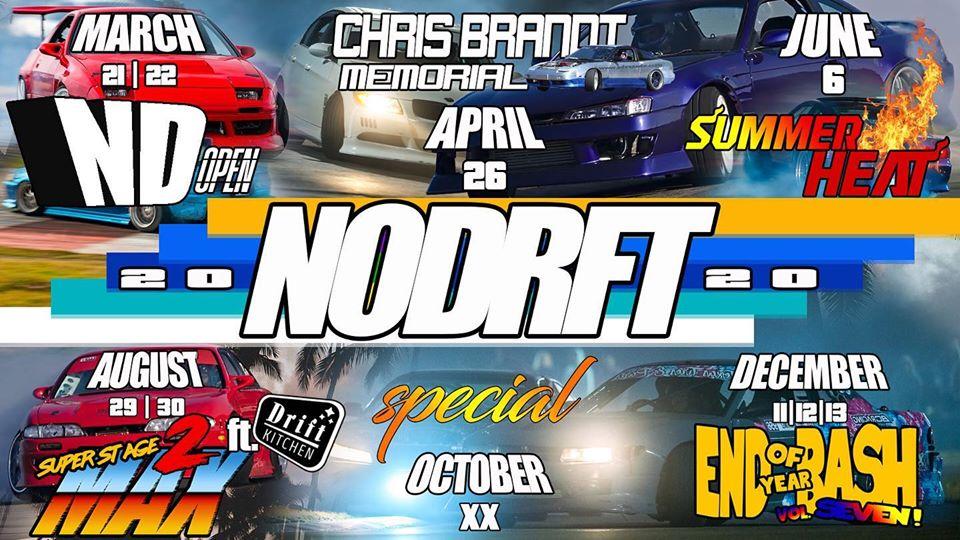 Nodrft season opener 3.21-22